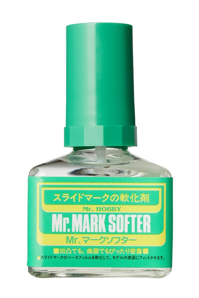 Mr Hobby Mr Mark Softer - 40ml