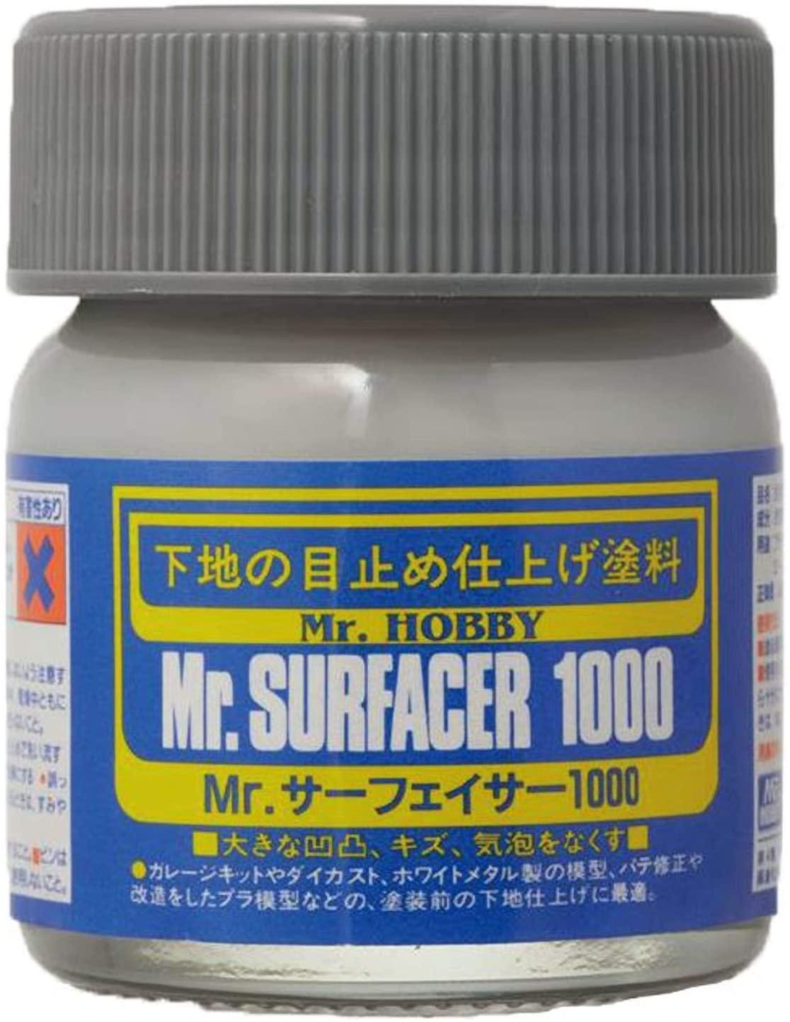 Mr Hobby Mr Surfacer 1000