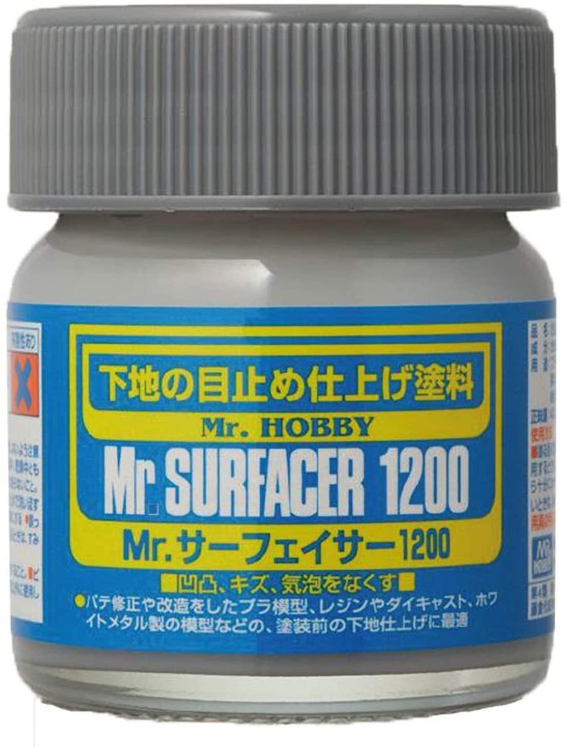 Mr Hobby Mr Surfacer 1200