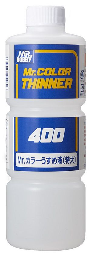 Mr Hobby Mr Color Thinner - 400ml