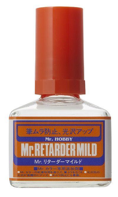 Mr Hobby Mr Retarder Mild - 40ml