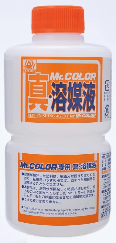 Mr Hobby Mr Replenishing Agent for Mr. Color - 250ml
