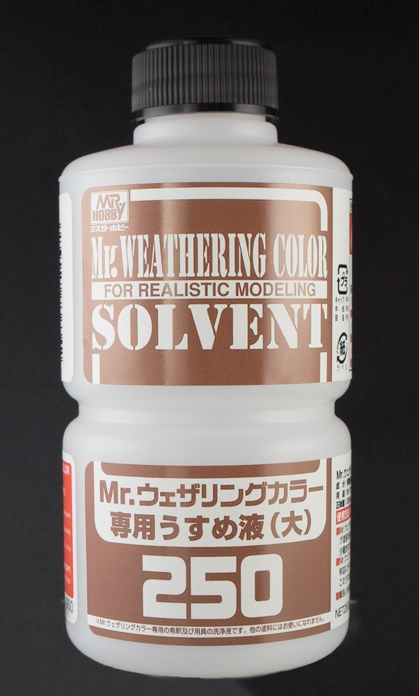 Mr Hobby Mr. Weathering Color Thinner - 250ml