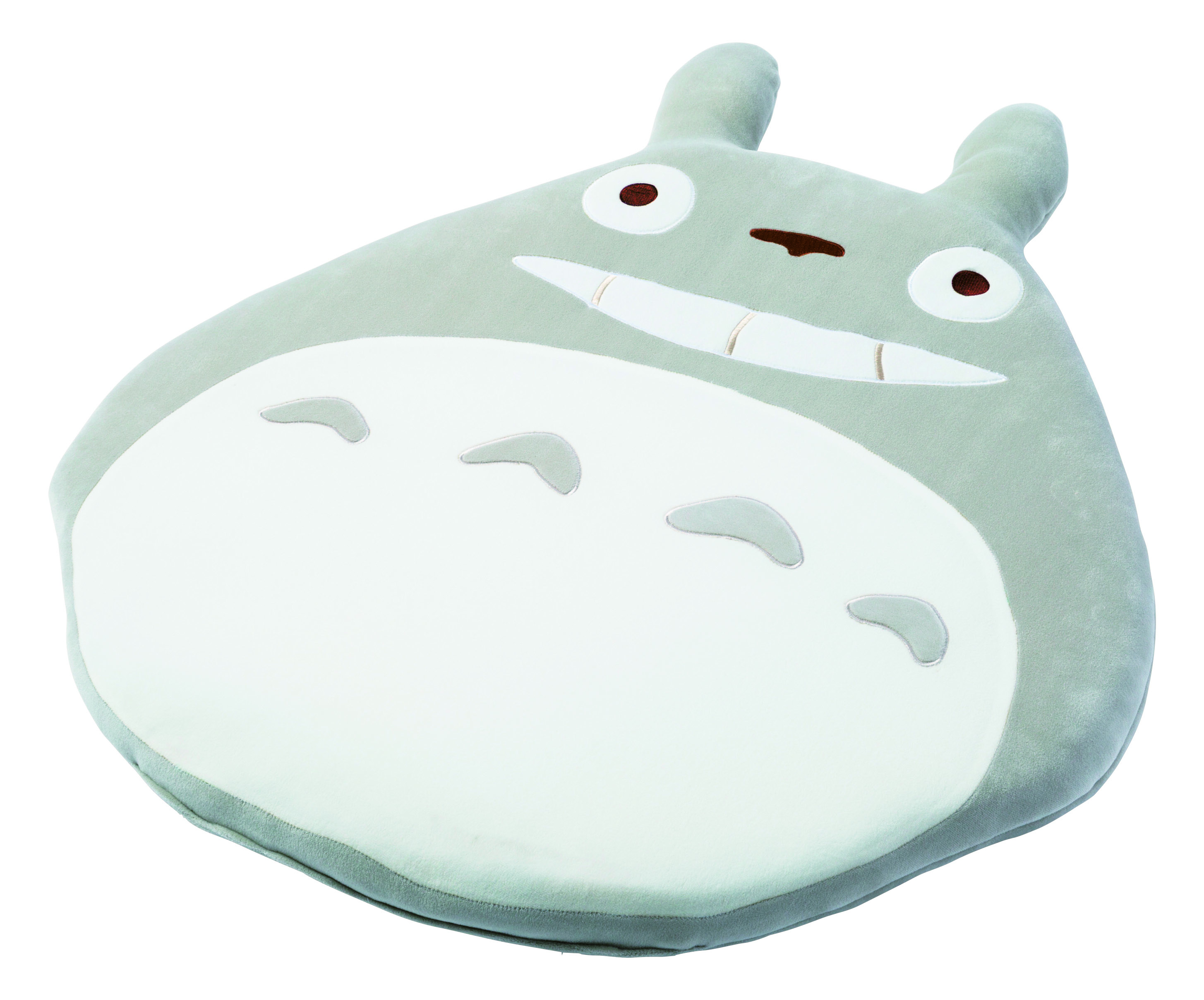 """Marushin Big Grey Totoro Midday Nap Cushion """"My Neighbor Totoro"""""""