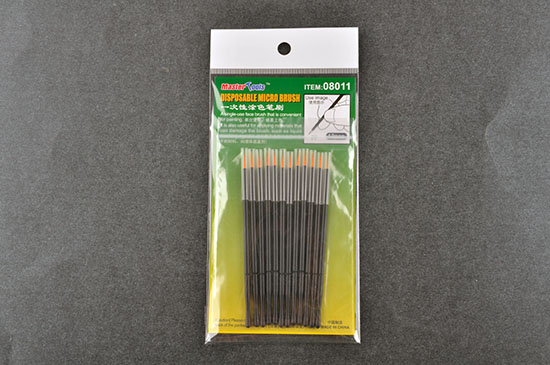 Master Tools Disposable Micro Brush