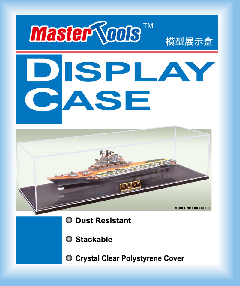 Master Tools Display Case 501x149x121mm WL