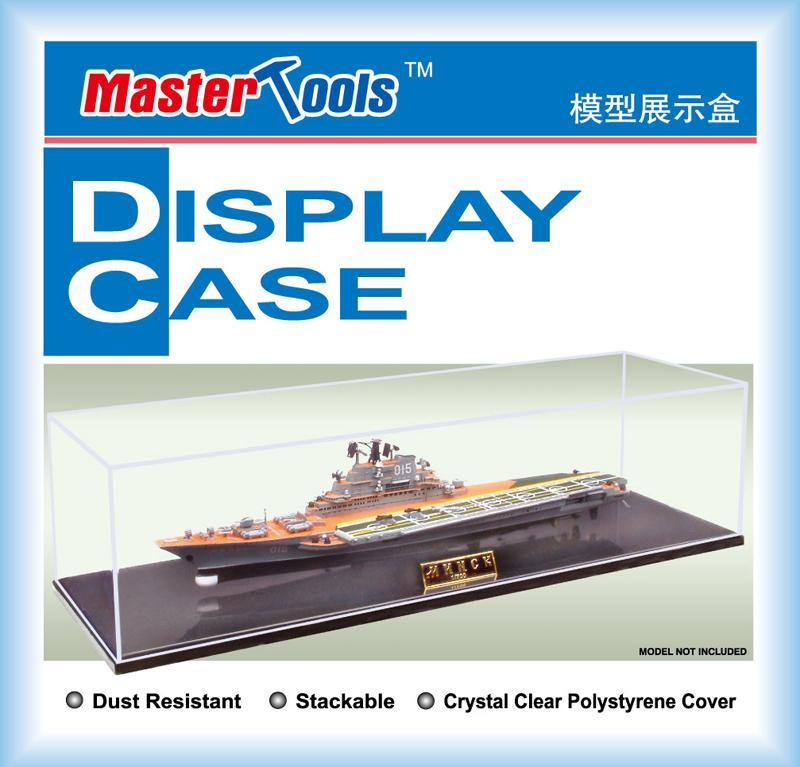Master Tools Display Case 501x149x146mm WXL