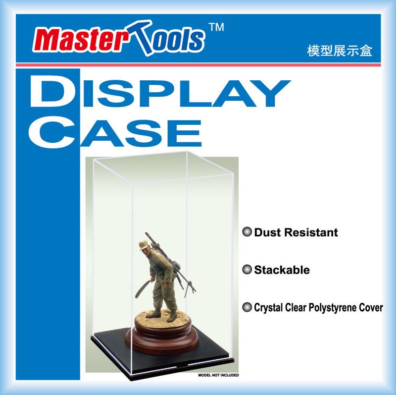 Master Tools Display Case 117x117x206mm VM