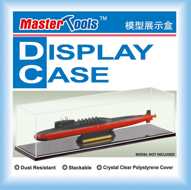Master Tools Display Case 359x89x89mm WM