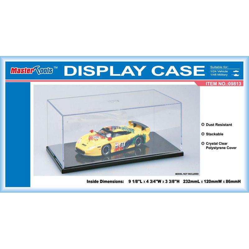 Master Tools Display Case 232 x 120 x 86mm