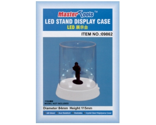 Master Tools Display Case - LED STAND (84X115mm)