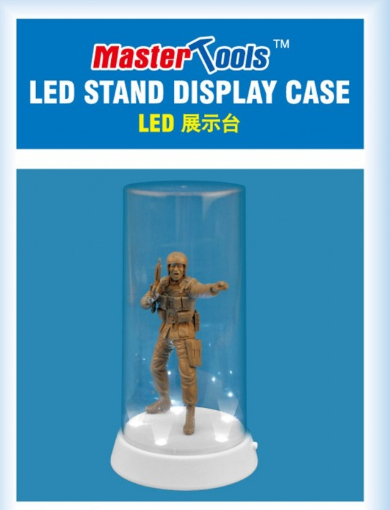 Master Tools Display Case - LED STAND (84X185mm)