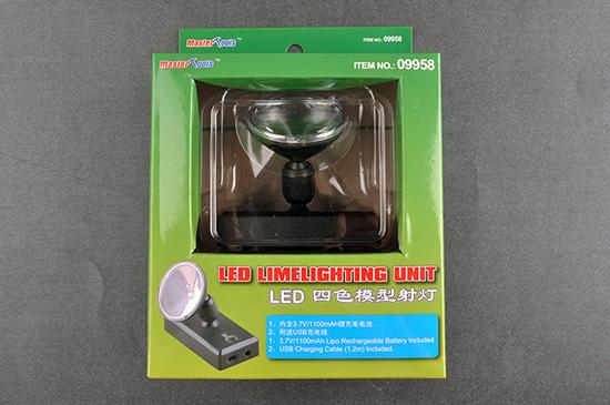 Master Tools LED LIMELIGHTING UNIT
