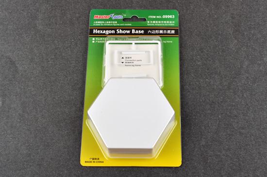 Master Tools Hexagon Show Base