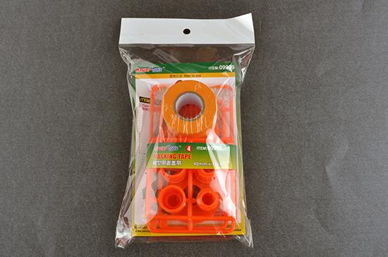 Master Tools Masking Tape (4) 40mm*1