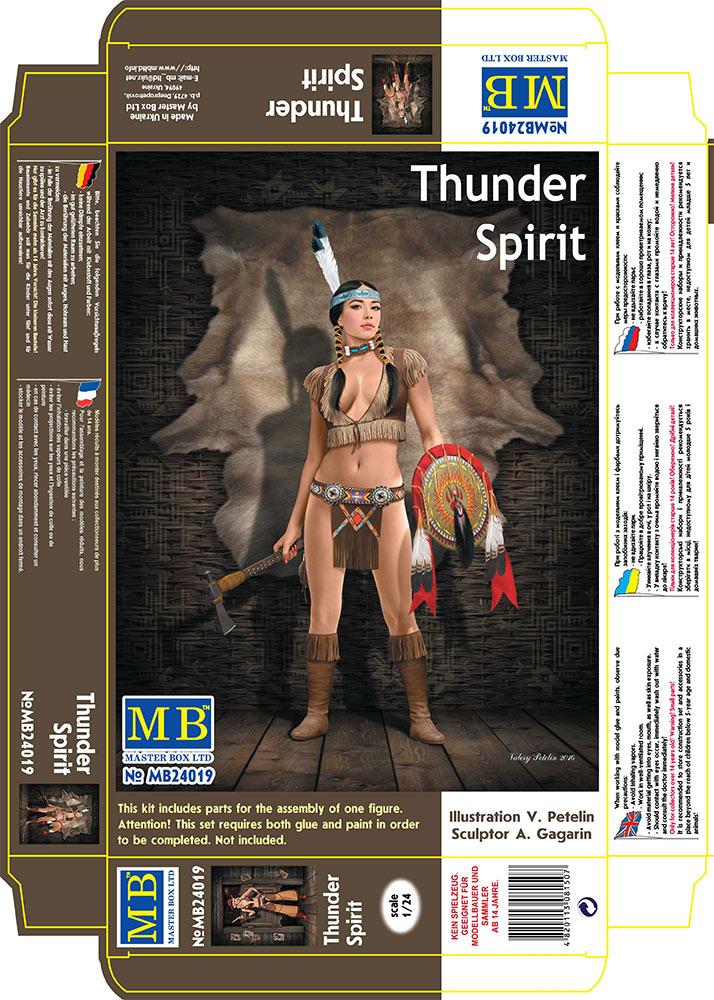 MASTER BOX 1/24 Thunder Spirit