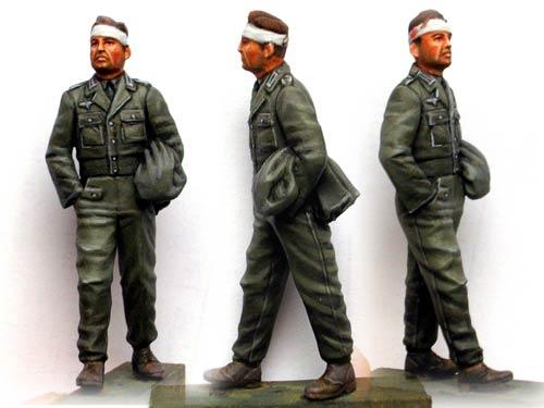 MASTER BOX 1/35 German Captives, 1944
