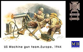 MASTER BOX U.S. Machine-gunners