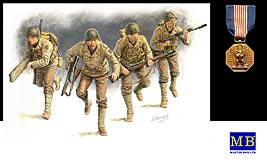 MASTER BOX 1/35 D-Day, 6th June 1944