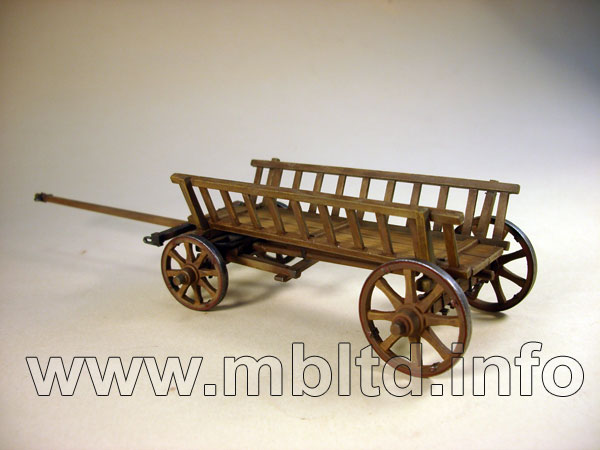 MASTER BOX Farmer's Cart, Europe, WWII Era