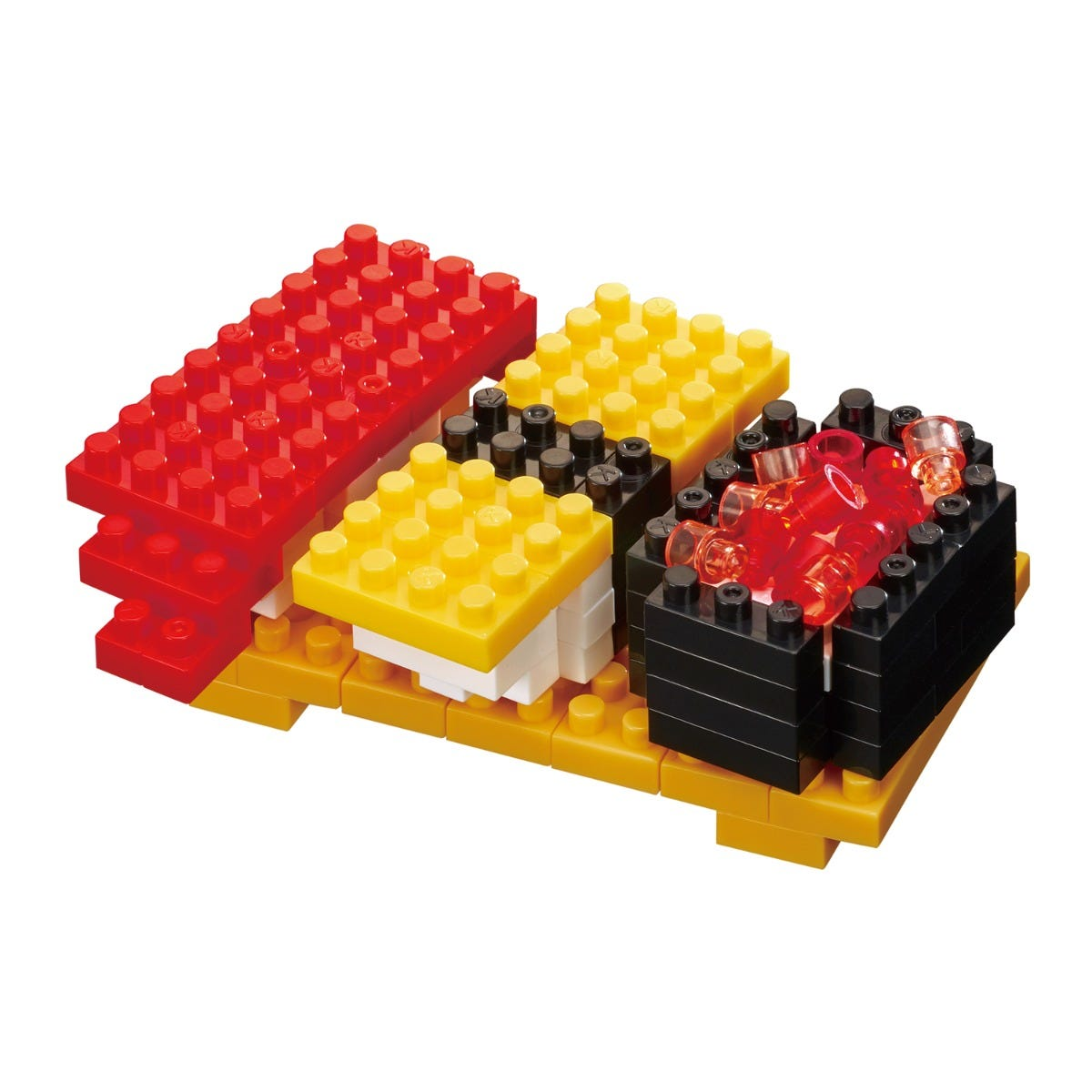 """Nanoblock Collection Series """"Foods"""" Sushi"""
