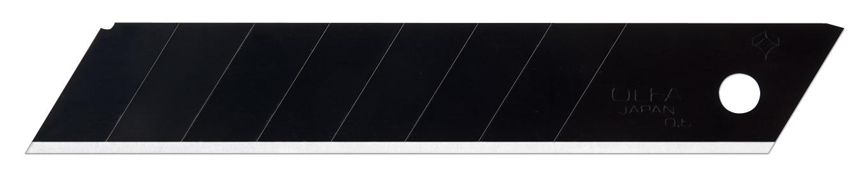 OLFA 18mm HD Ultra-Sharp Blk Snap Blade -5/pk (LBB-5B)