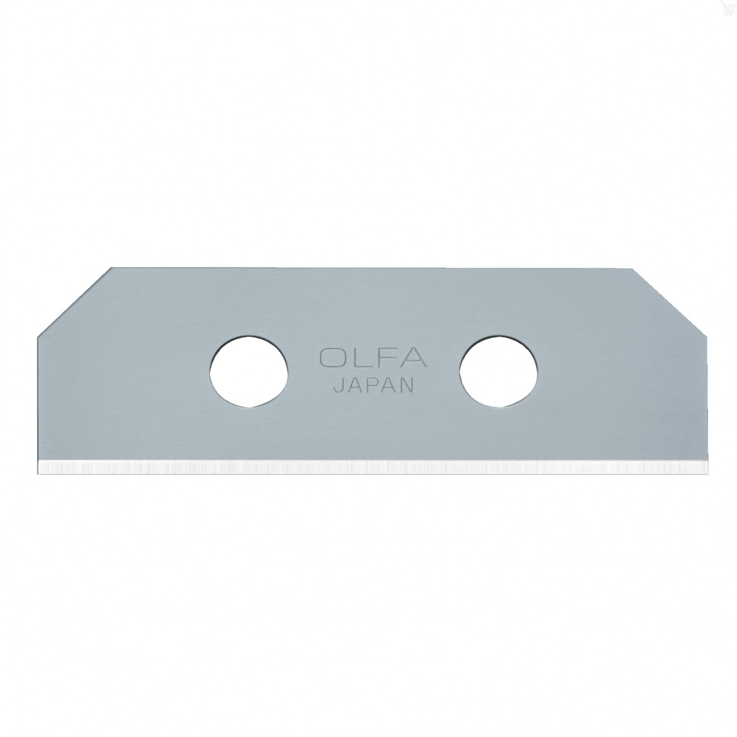 OLFA SKB-8/10B SK-8 Safety Replacement Blade with 90? Slim-Edge (10/PACK)