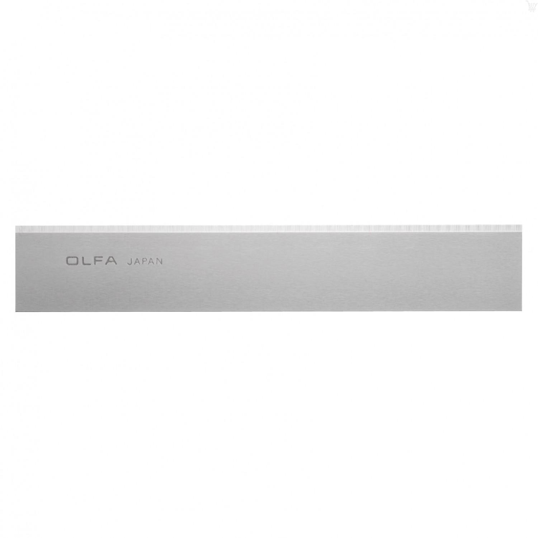 OLFA 100mm BS-10B Extra Heavy-Duty Dual-Edge Scraper Blades (10/PACK)