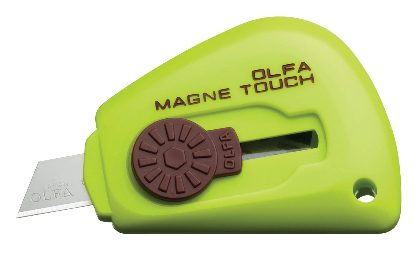 OLFA Magnetic Touch Knife - 2/pk (TK-3M/2P)