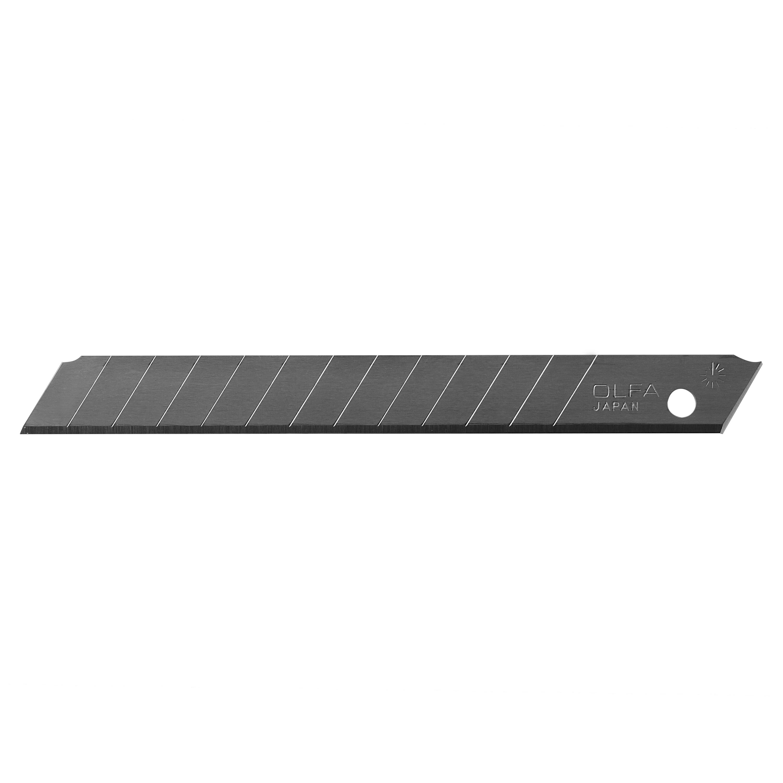 OLFA 9mm Precision Silver Snap Blade - 10/pk (AB-10B)