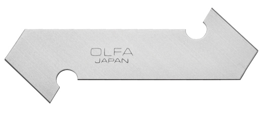 OLFA Plastic/Laminate Replace Blade - 3/pk (PB-800)