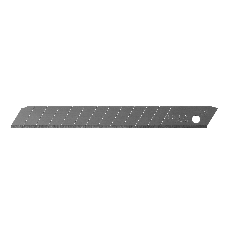 OLFA 9mm Precision Silver Snap Blade - 50/pk (AB-50B)