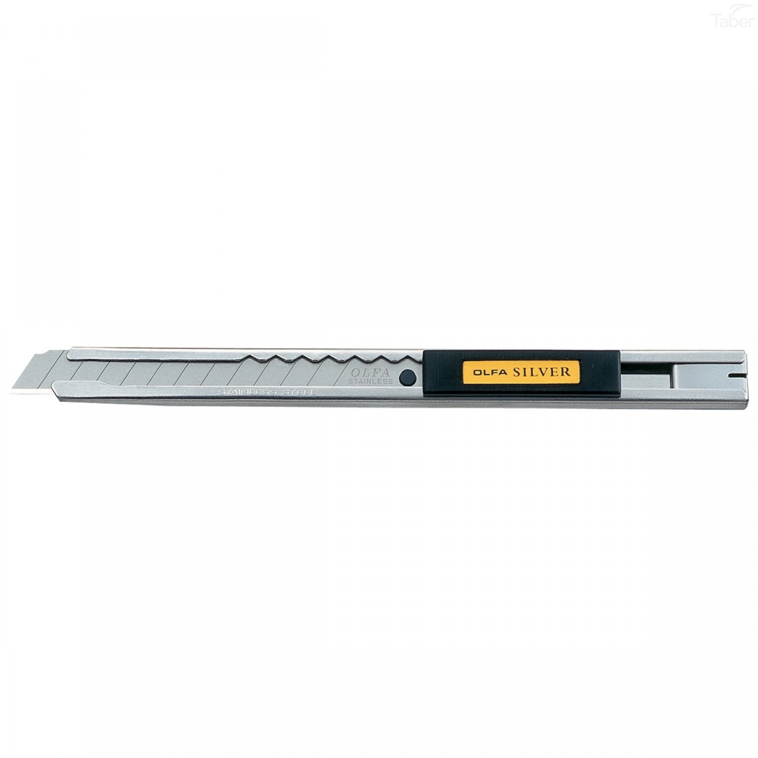 OLFA Stainless Steel Precision Knife, Slide (SVR-1)