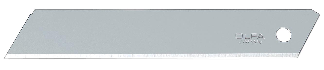 OLFA 18mm HD Silver Solid Blade - 10/pk (L-SOL-10B)