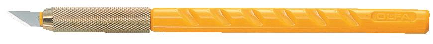 OLFA Graphic Art Knife w/ 5 Blades (AK-1/5B)