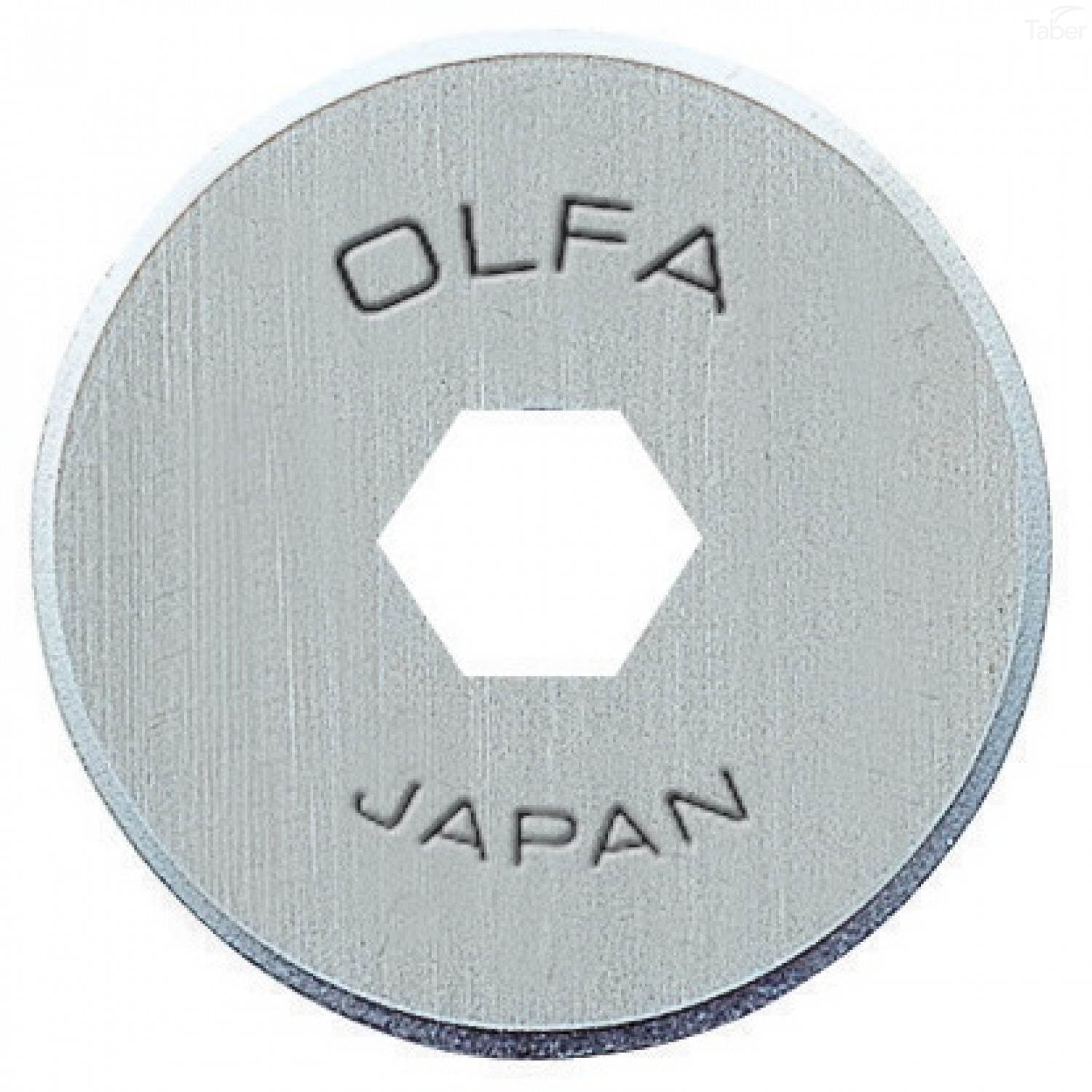 OLFA 18mm Stainless Steel Rotary Blade - 2/pk (RB18-2)