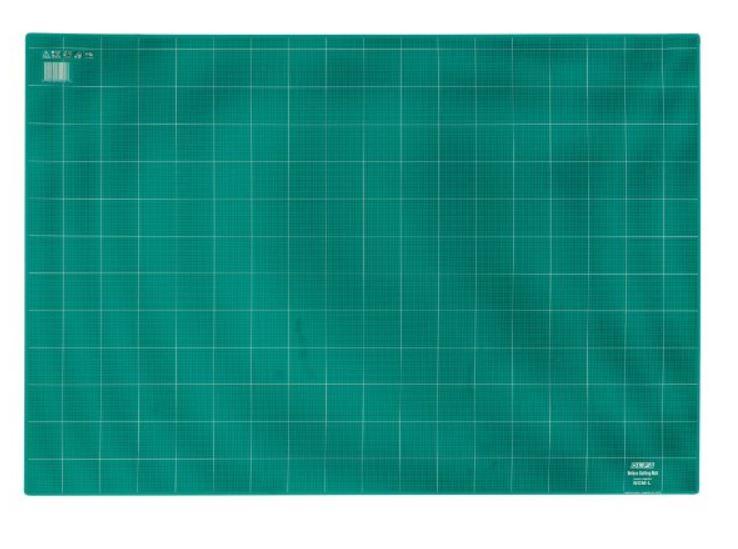 """OLFA 24"""" x 36"""" 3mm HD Cutting Mat, Green (NCM-L)"""