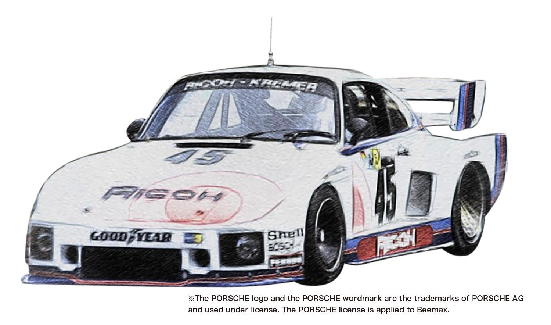 Platz NuNu 1/24 Porsche 935 K2 1978 Le Mans 24 Hours Race