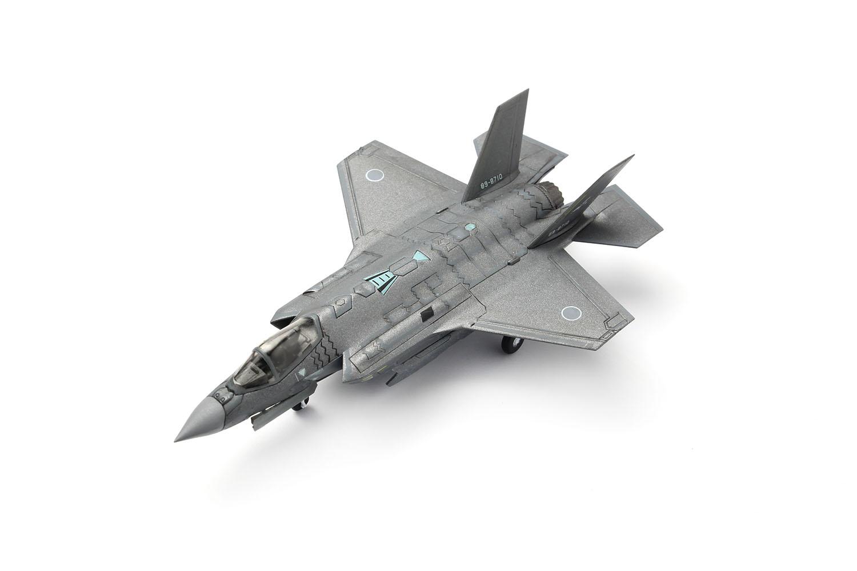 Platz 1/144 JASDF F-35A Lightning II (2 kits in one box)