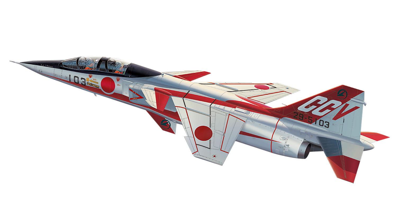 Platz 1/144 JASDF T-2 CCV