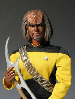 Platz 1/6 Star Trek Worf Action Figure