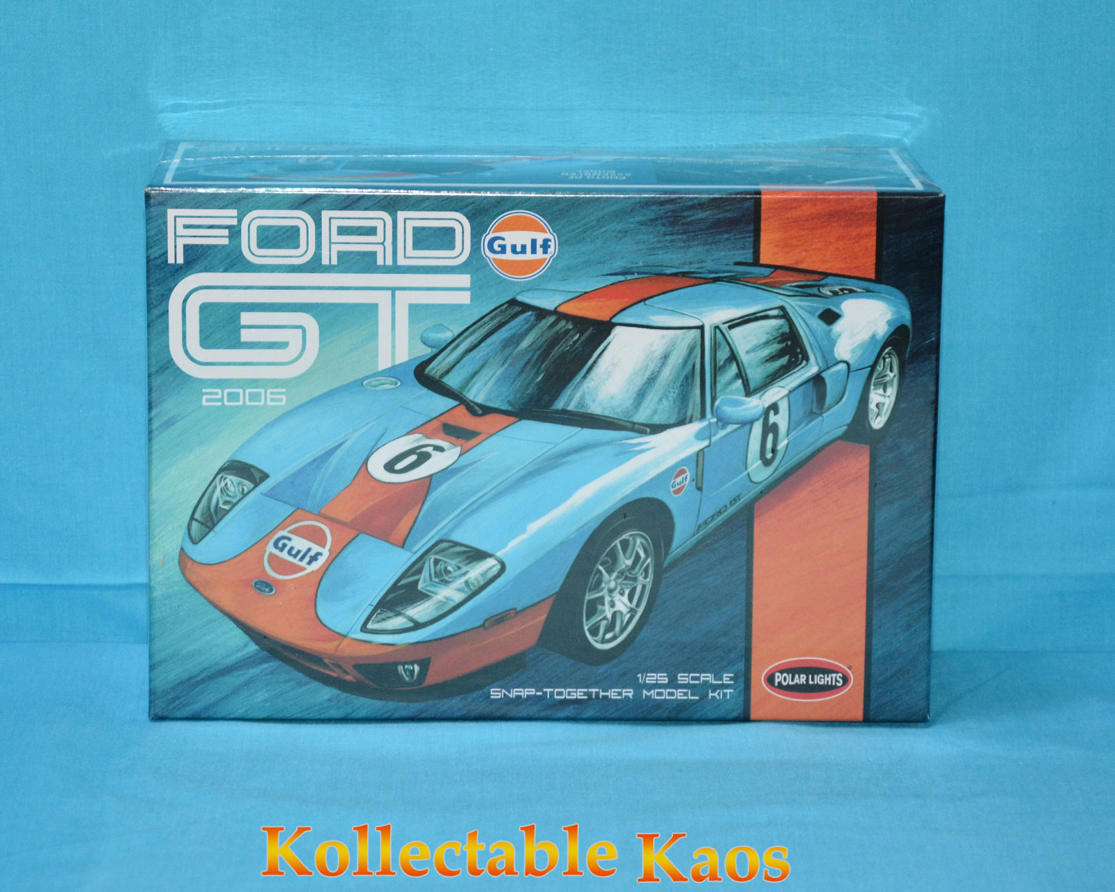 Polar Lights 2006 Ford GT Snap Kit