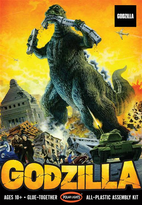 Polar Lights Godzilla