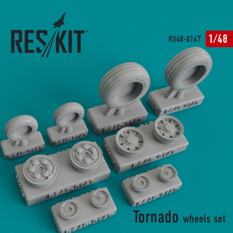 Res/Kit Tornado wheels set