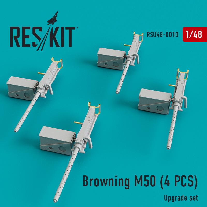 Res/Kit Browning M50 (4 PCS)