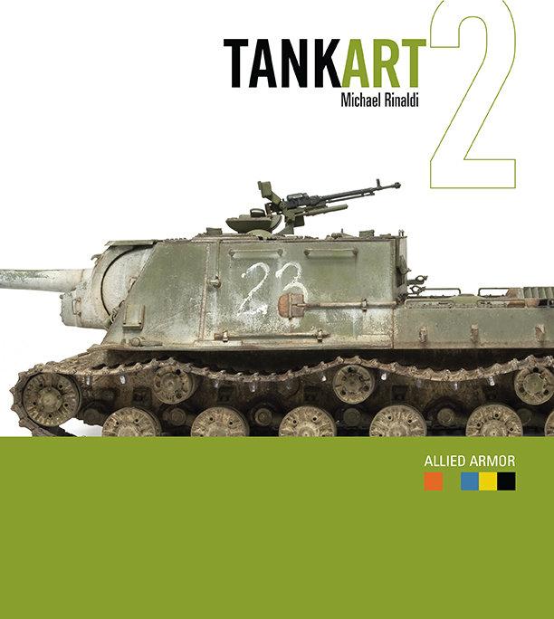 Rinaldi TankArt 2 Allied Armor (2nd Edition)