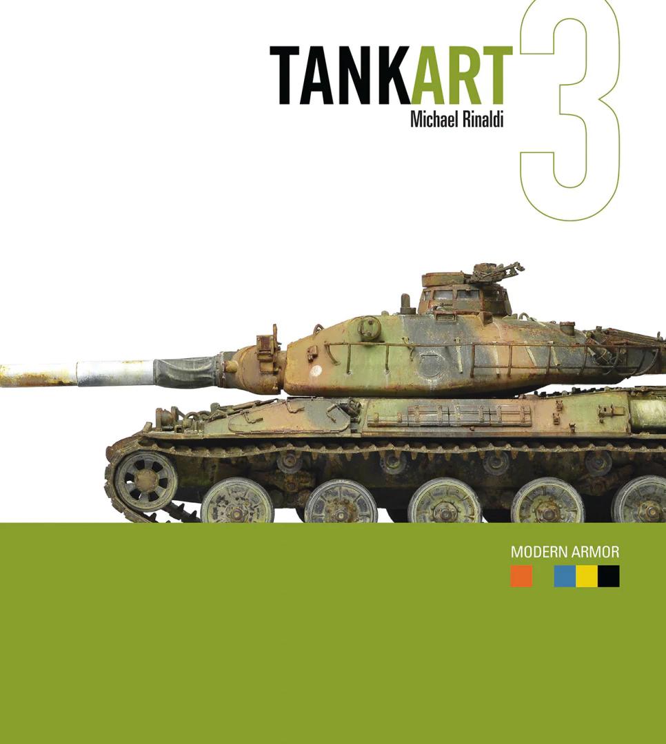 Rinaldi TANKART 3 Modern Armor