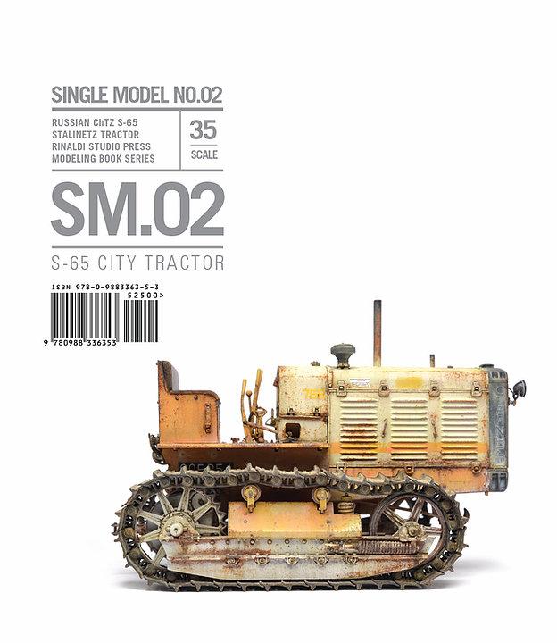 Rinaldi SM02 S-65 City Tractor