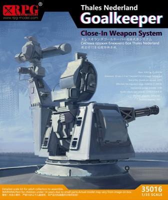 RPG 1/35 Thales Nederland Goalkeeper Close-In Weapon System