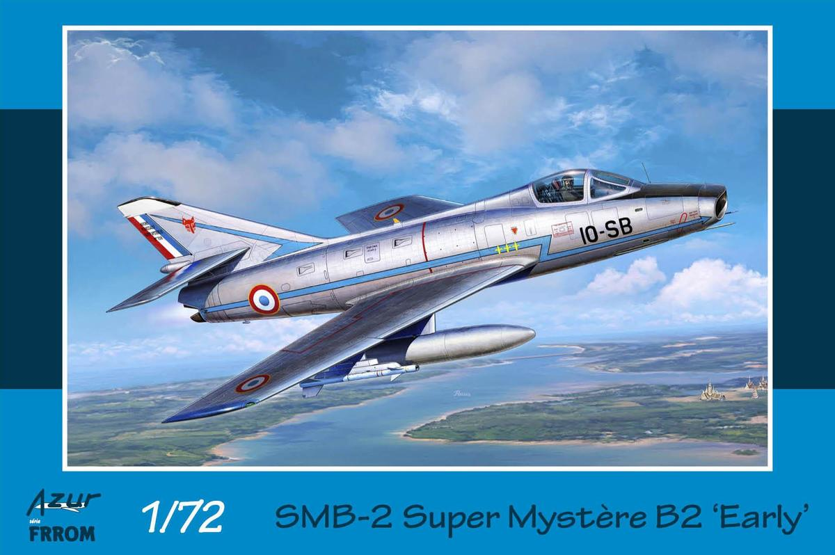 Special Hobby Dassault Super Mystere B2 'Early'